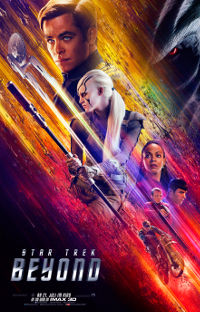Plakat Star Trek Beyond ©Paramount Pictures 2016