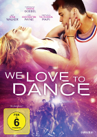 Das DVD-Cover zu We Love To Dance