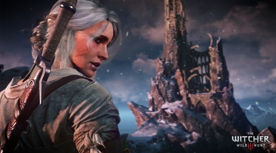 Ciri aus The Witcher 3: Wild Hunt