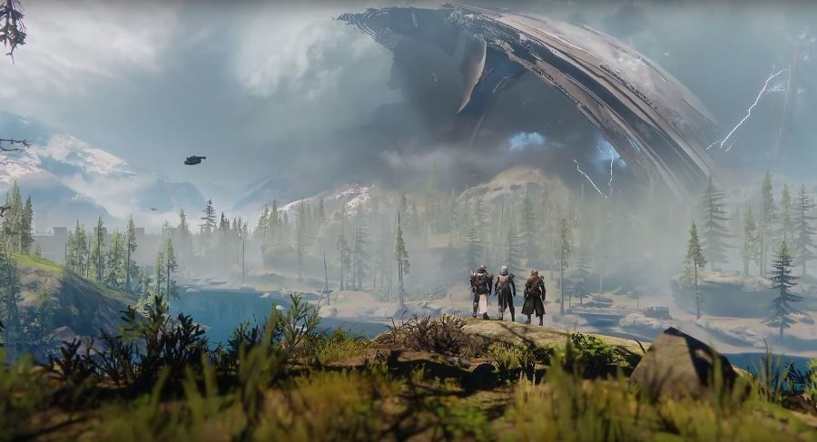 Landschaften in Destiny 2
