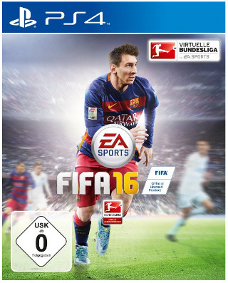 Das PS4-Cover zu FIFA 16 | Credit: EA Sports