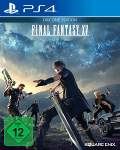 Final Fantasy Cover Deutschland