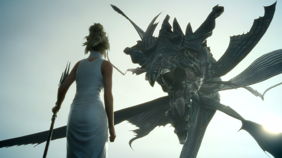 Final Fantasy XV Monster