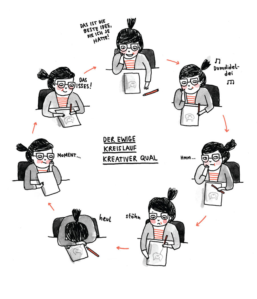 Gemma Correll Cartoon