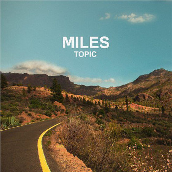 Das Cover zum Album Miles von Topic | Foto: Warner Music