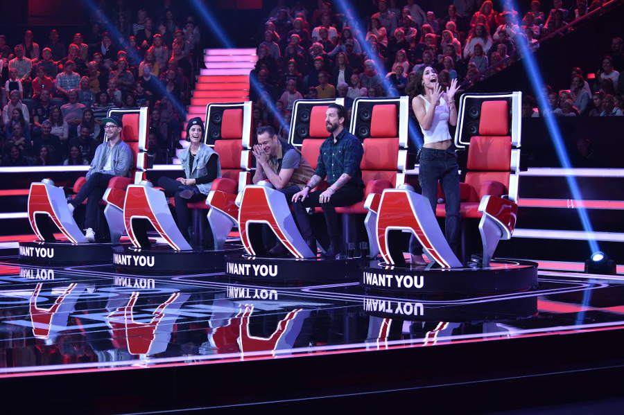 Lena Meyer-Landrut Interview Instagram The Voice Kids