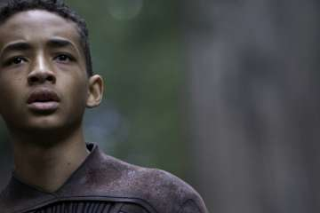 Jaden Smith in After Earth