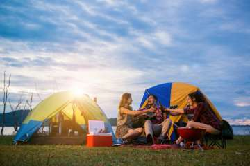 Camping Tipps
