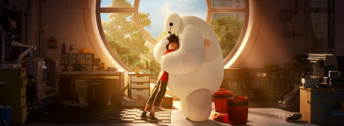 "Der Disney-Film ""Baymax"""