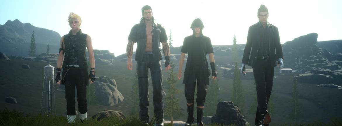 Final Fantasy XV Hauptfiguren