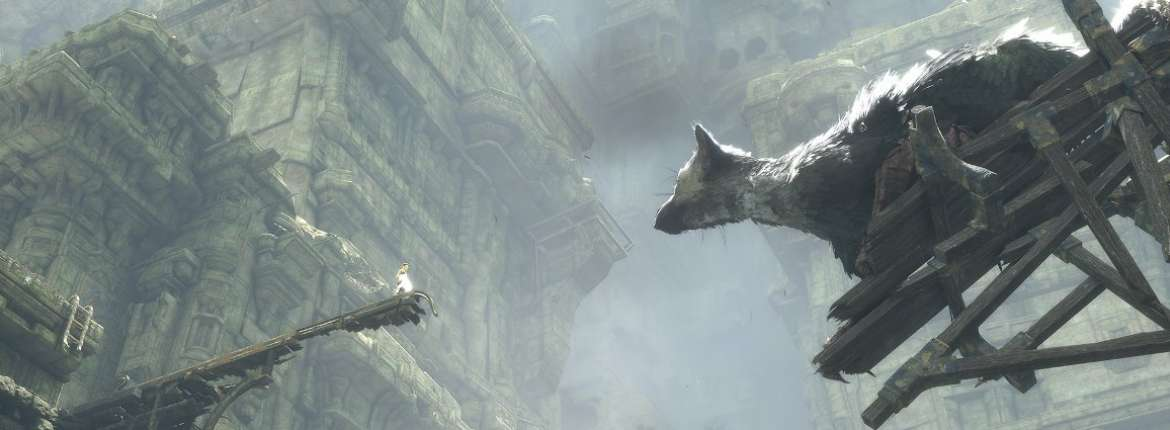 The Last Guardian Playstation4