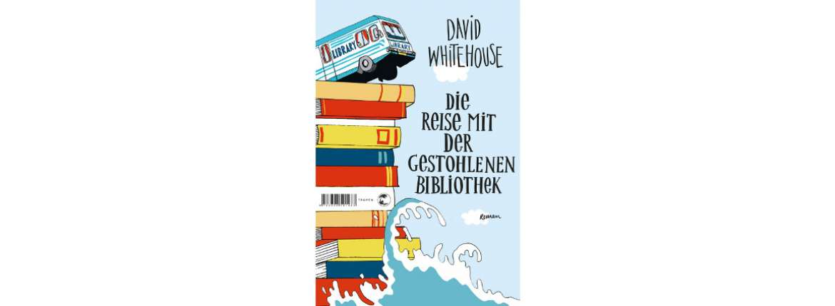 Cover des Romans von David Whitehouse