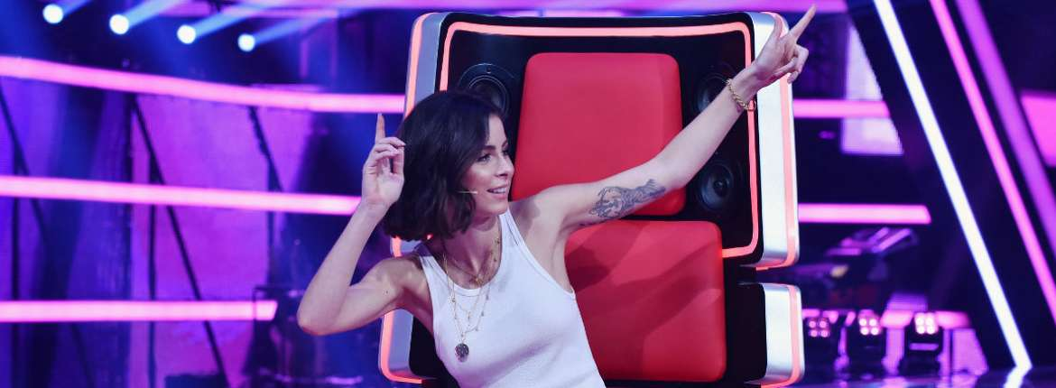 Lena Meyer-Landrut Coach The Voice Kids