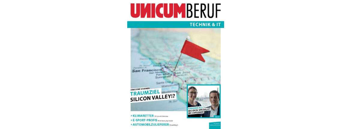 UNICUM BERUF Magazin Technik & IT 2017
