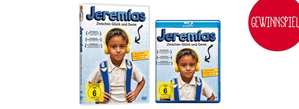 Jeremias DVD Bluray