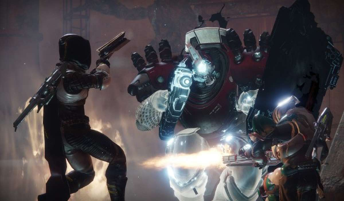 Destiny 2 Gunplay