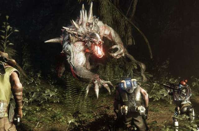 Evolve im Game-Test