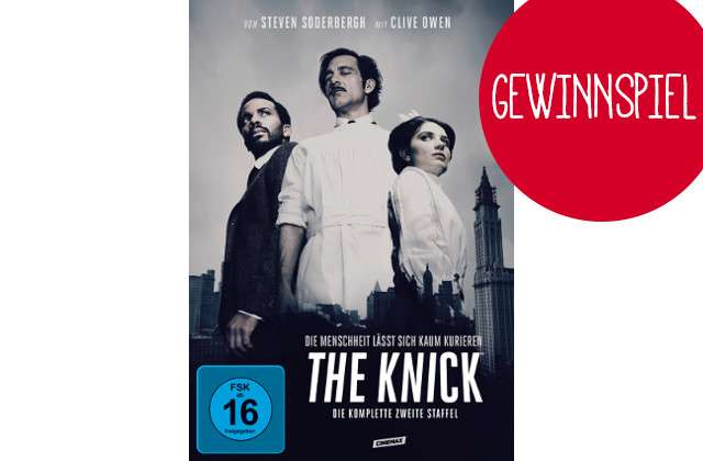 The Knick zweite Staffel