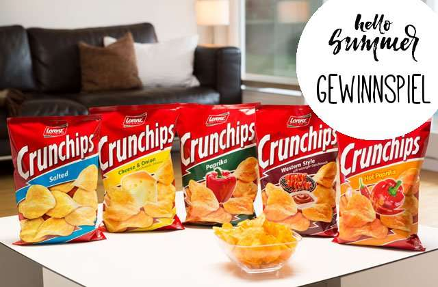 Crunchips Jubiläumspaket