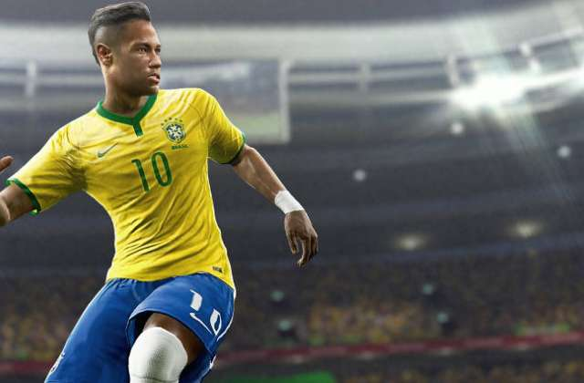 Pro Evolution Soccer 2016 - Neymar in Action