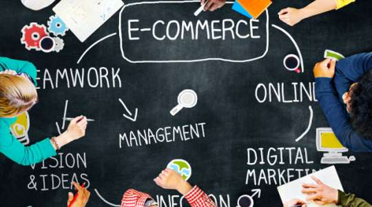 e-commerce studieren