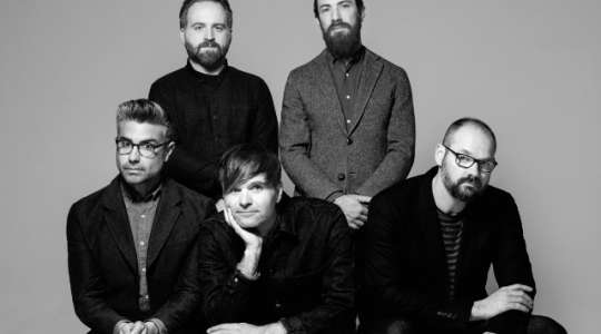 Albumkritik zu Thank You for Today von Death Cab for Cutie