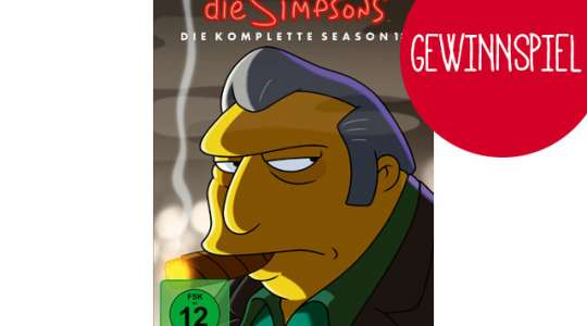 Die Simpsons DVD