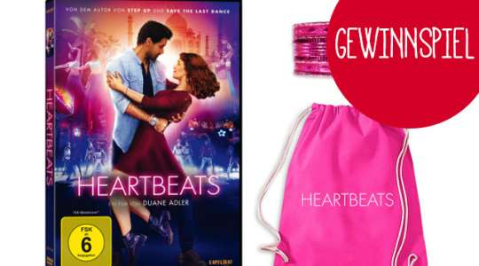 Heartbeats Film DVD