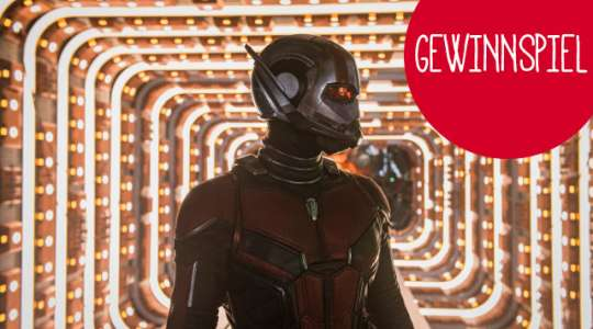 Ant-Man and the Wasp Kinostart Verlosung