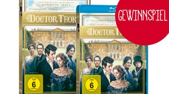 Doctor Thorne Serie