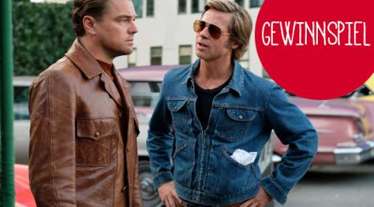 """Verlosung: Fanpakete von """"ONCE UPON A TIME... IN HOLLYWOOD"""""""