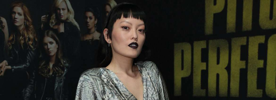 Hana Mae Lee Interview Pitch Perfect