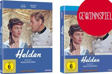 Helden DVD Blu-ray