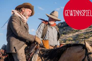 Gewinnspiel The Ballad of Lefty Brown Western