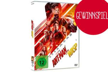 Ant-Man and the Wasp Gewinnspiel